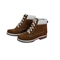 Ботинки зимние из замши для девочки Villomi (р.36-39) 25e2d053012f2