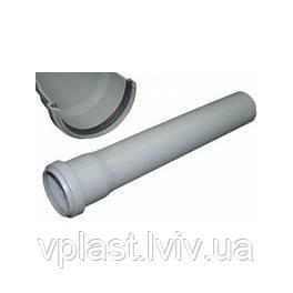 Труба Wavin канализационная 110х1 м, фото 2