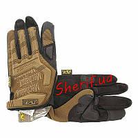 Перчатки тактические Mechanix Wear M-Pact FF Coyote  5768