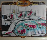 Постельное белье двухспальное Ранфорс