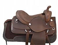 Сідло для коня WESTERN USA 17c, фото 1