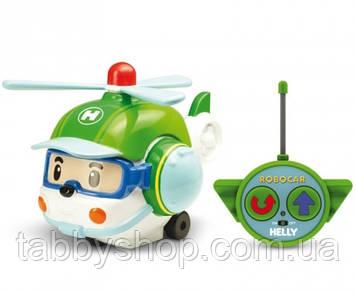 """Радиоуправляемый вертолет Robocar POLI Silverlit """"Хэли"""""""