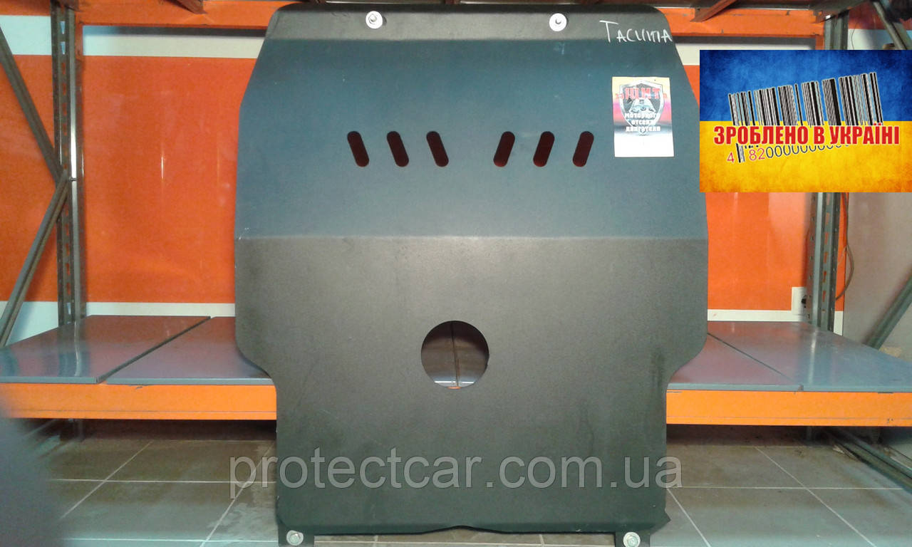 Защита двигателя Chevrolet TACUMA Шевроле Такума