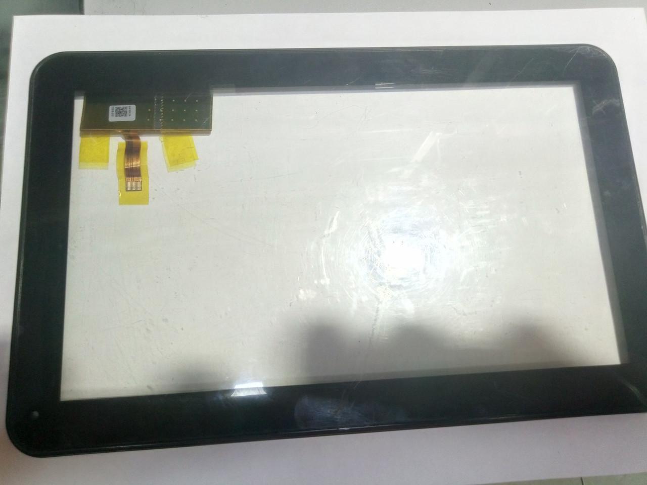 """Тачскрин, Сенсор 10""""   300-N3765A-C00   для планшета черный  с рамкой"""