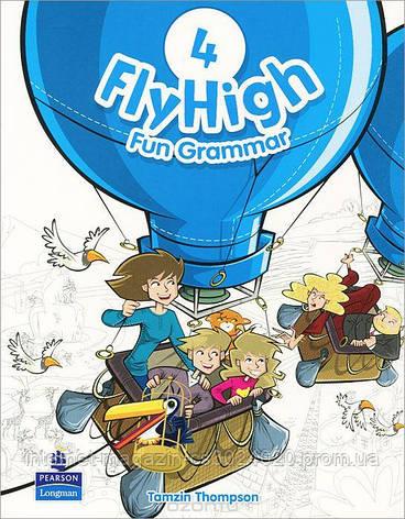 Fly High Level 4 Fun Grammar Pupils Book ISBN: 9781408234143, фото 2
