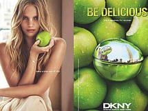 Donna Karan DKNY Be Delicious Донна Каран Би Делишес Original size Женская туалетная вода Парфюмированная, фото 3