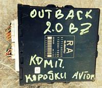Блок электронный управления АКПП Subaru Outback 2.5