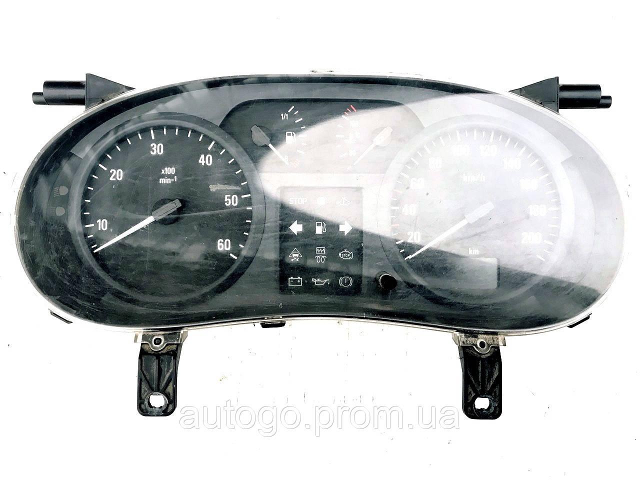 Панель приборов Opel Vivaro Nissan Primastar Renault Trafic 1.9 DCI 8200252450, фото 1