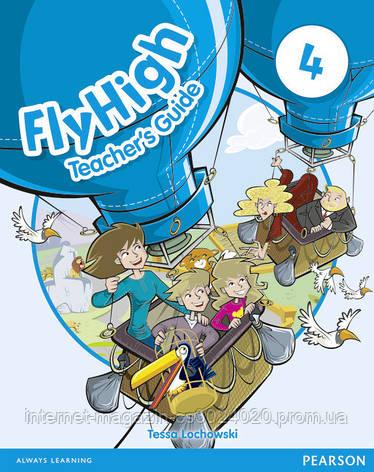 Fly High Level 4 Teacher's Guide ISBN: 9781408234174, фото 2
