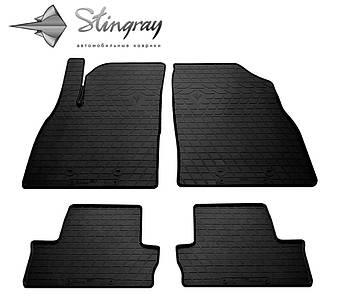 Автомобильные коврики Chevrolet Volt I 2010-  Комплект (Stingray)