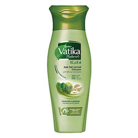 """Индийский шампунь """"Против выпадения волос"""" Vatika Dabur, 200 мл"""