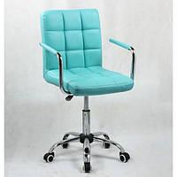 Косметическое кресло HC-1015KP бирюзовое