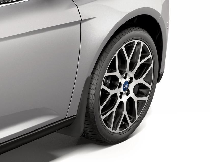 Брызговики на для Ford Focus 2011-, передние 2шт