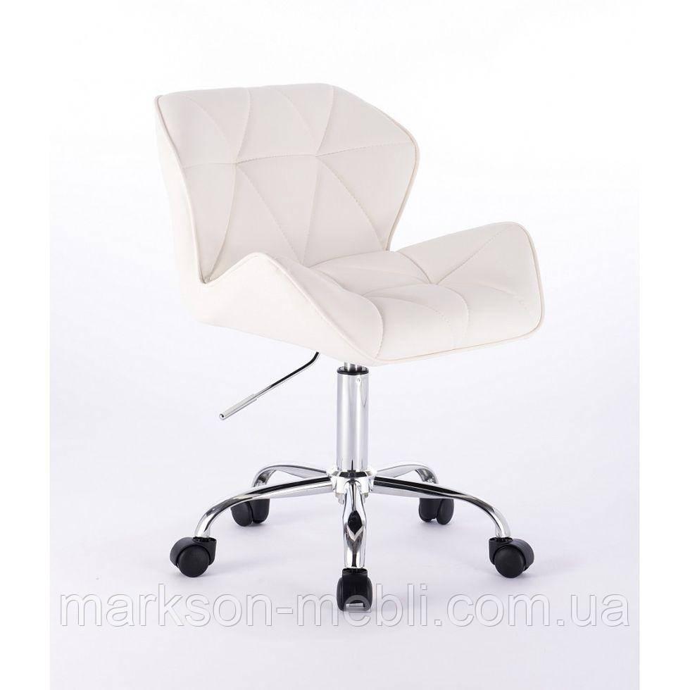 Косметичне крісло HC-111K біле