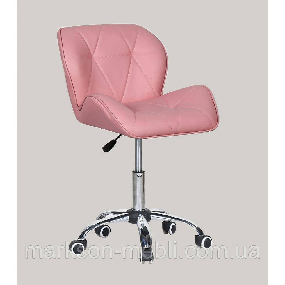 Косметичне крісло HC-111K рожеве