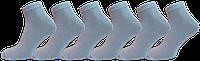 """Жіночі шкарпетки бамбук білі""""lomani"""""""