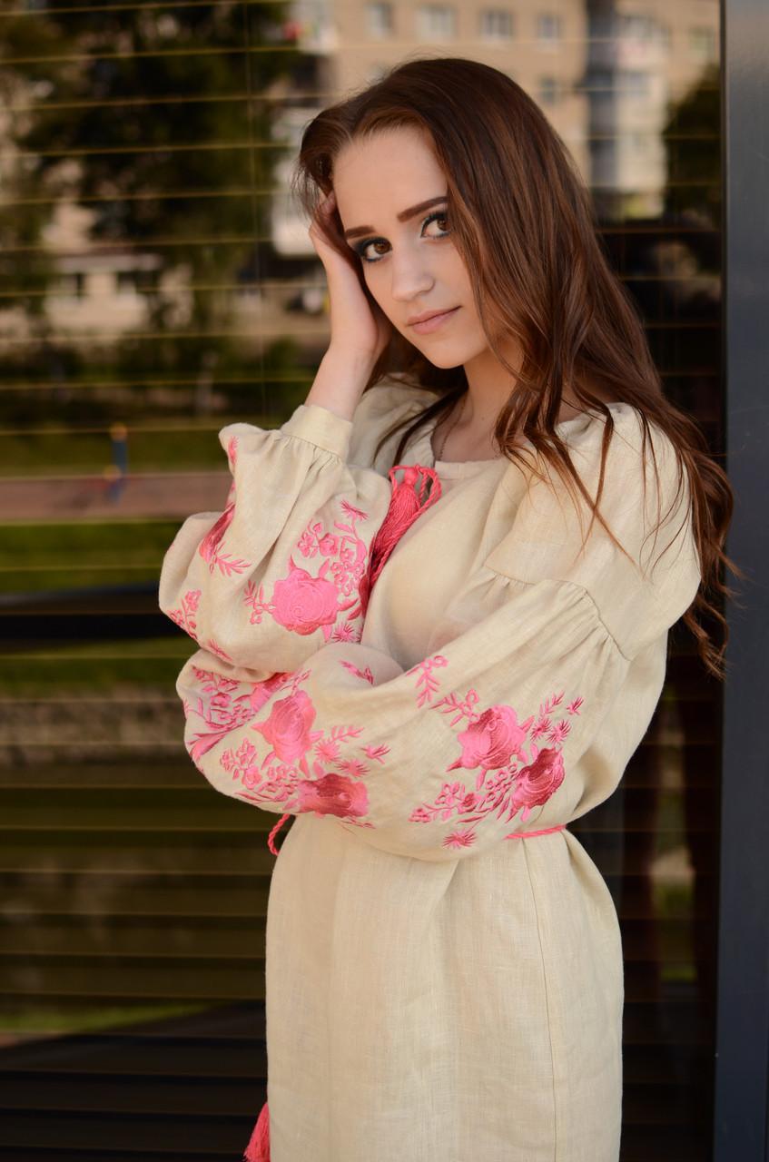 """Плаття в стилі бохо """"Красива троянда"""""""