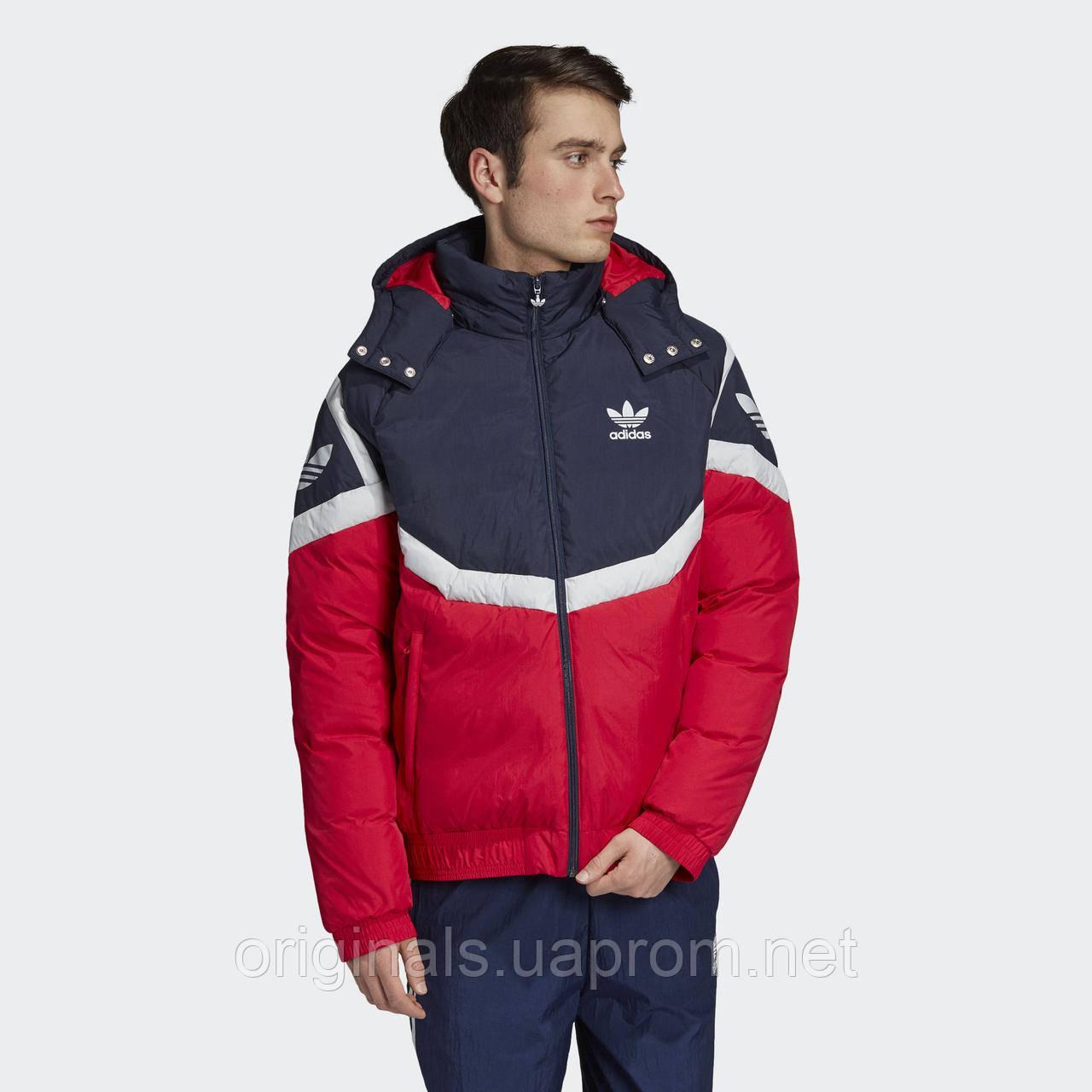 fe227bd0ecb16 Мужской пуховик adidas Originals Down Jacket EC3664 - 2019 -  интернет-магазин Originals - Оригинальный