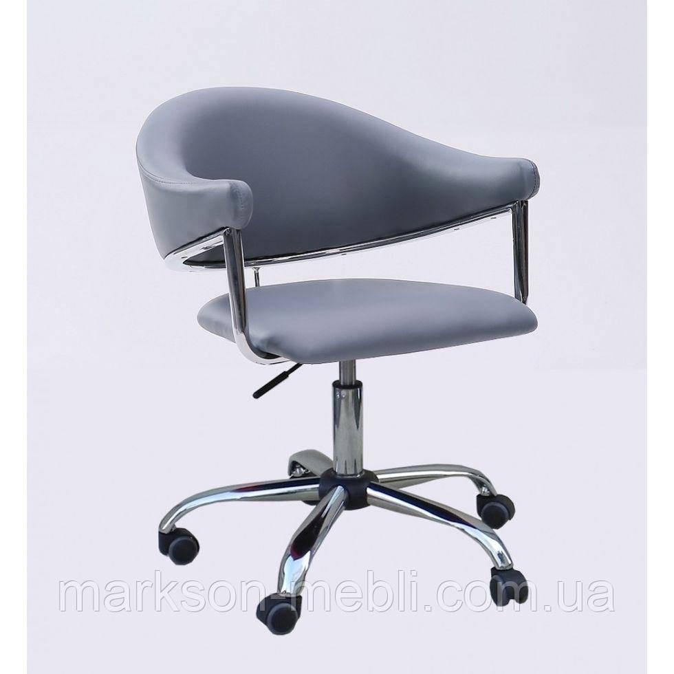 Косметическое кресло HC-8056K серое