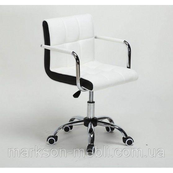 Косметичне крісло HC-811K біле