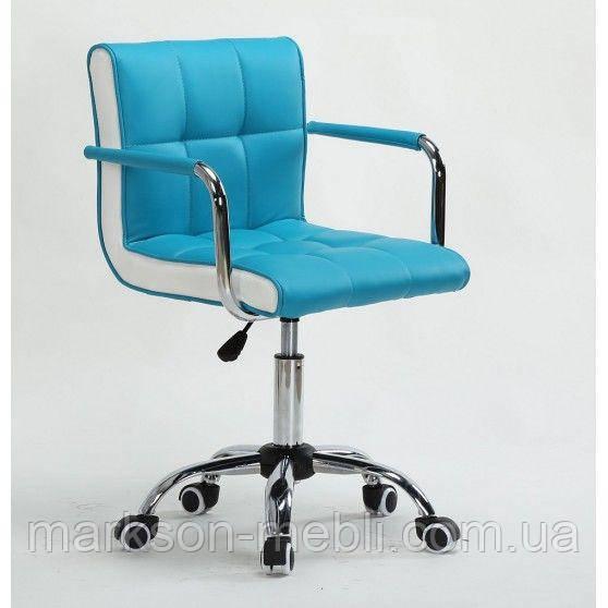 Косметическое кресло HC-811K бирюзовое