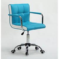 Косметическое кресло HC-811K бирюзовое, фото 1