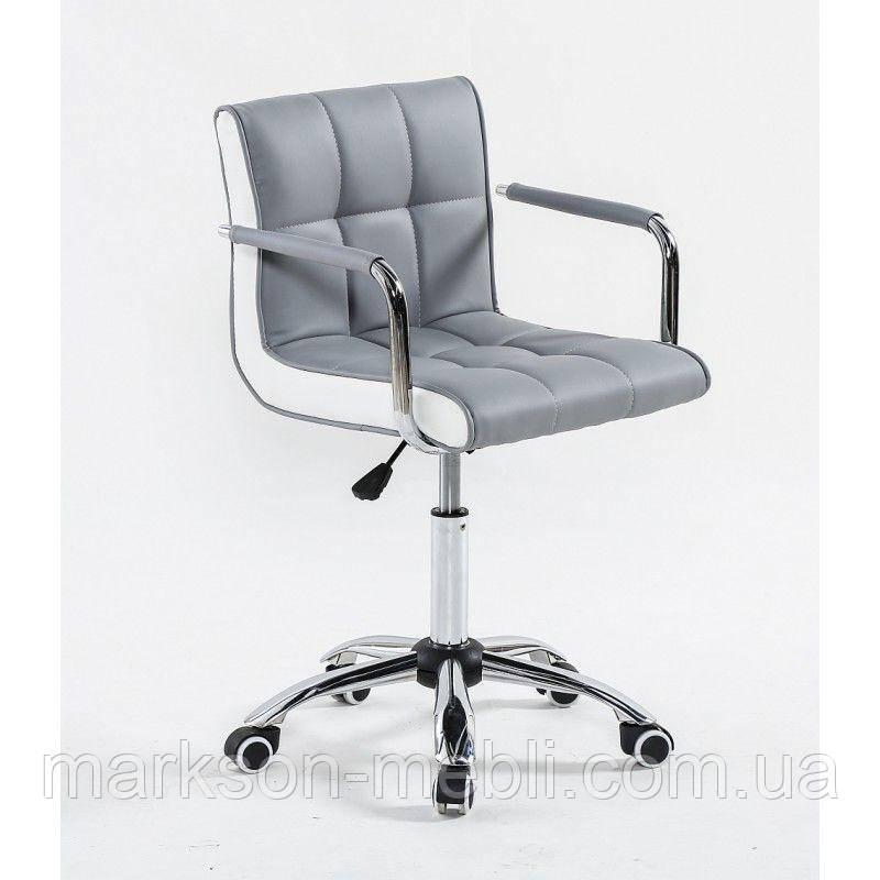Косметическое кресло HC-811K серое