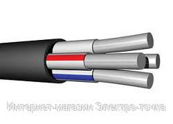 Кабель АВВГ 3х4 + 1х2,5 производитель Энергопром