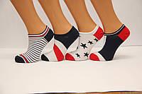 Короткие женские глубоковырезанные носки  DUCKS, фото 1