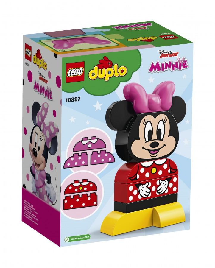 Lego Duplo Моя первая Минни 10897