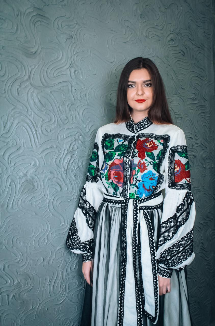 """Плаття в стилі бохо """" Embroidered dress """""""