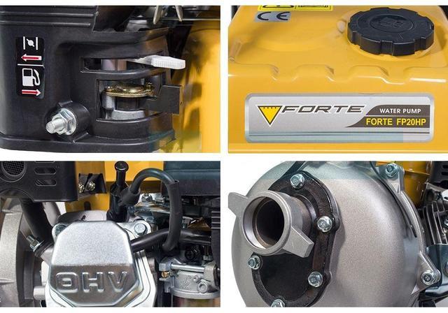 Мотопомпа Forte FP20HP