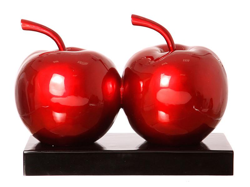 """Фигурка декоративная """"два яблока"""", 48х25х35 см, Lefard, 50-614"""