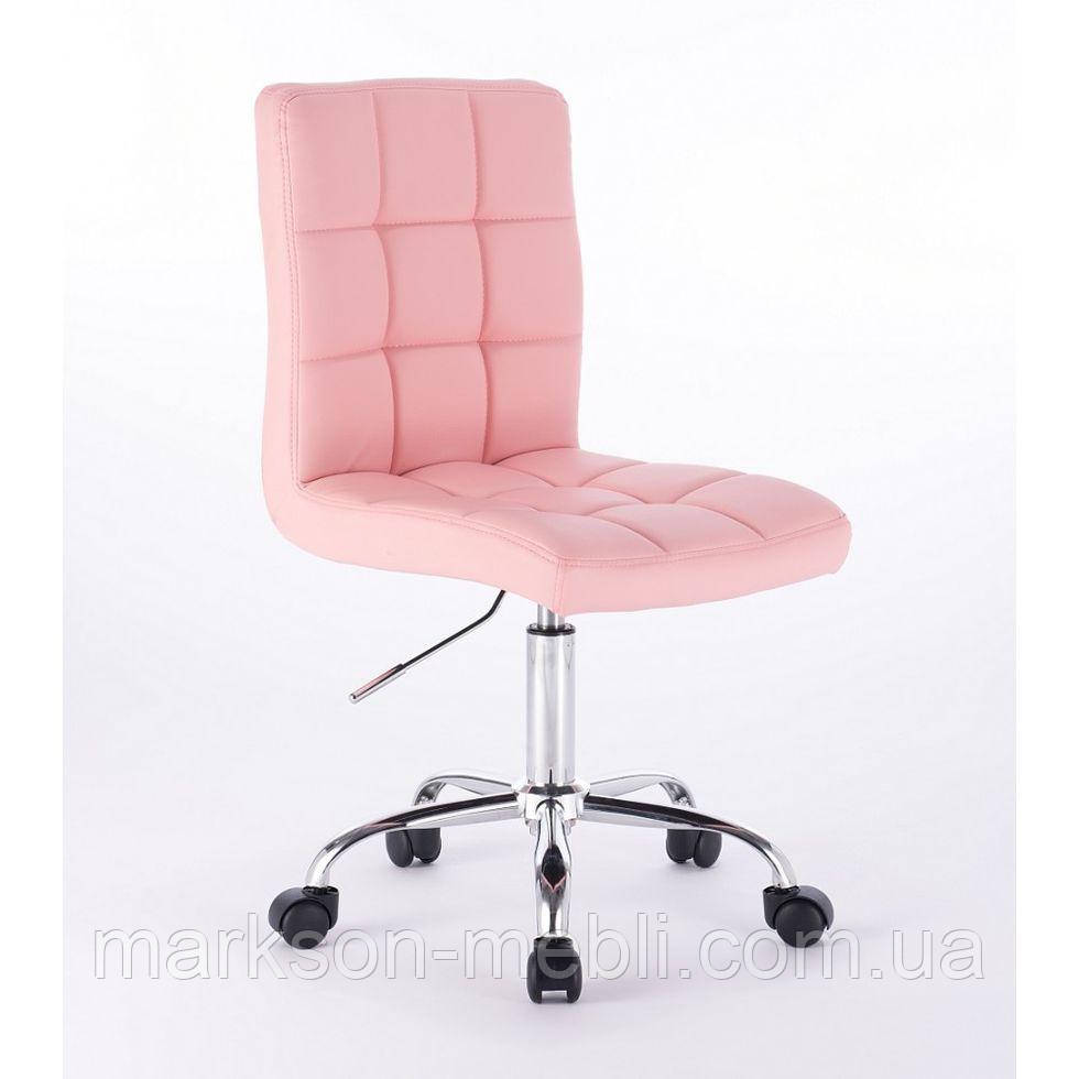 Косметичне крісло рожеве HC1015K