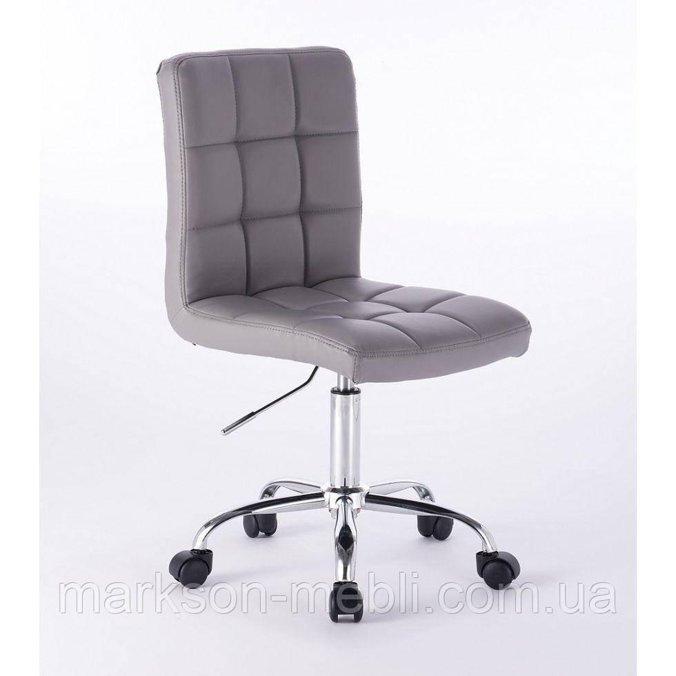 Косметичне крісло HC1015K сіре