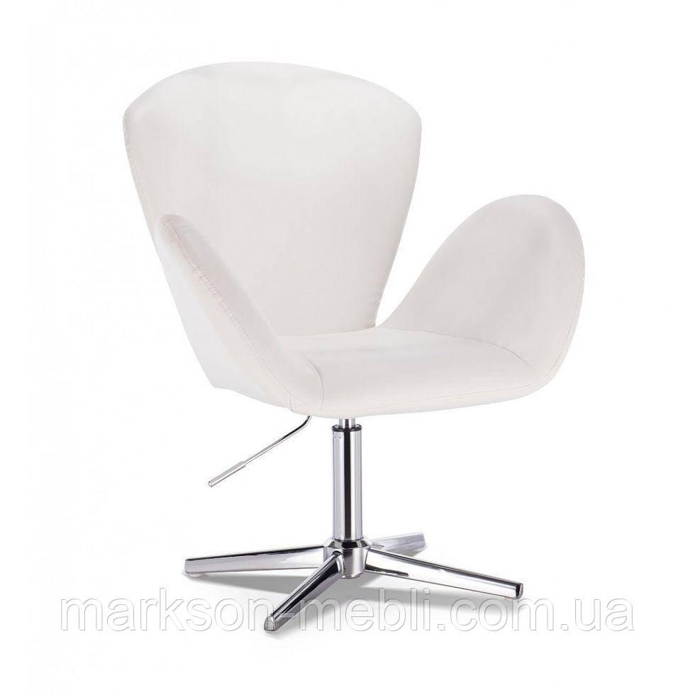 Косметическое кресло HC222 белое