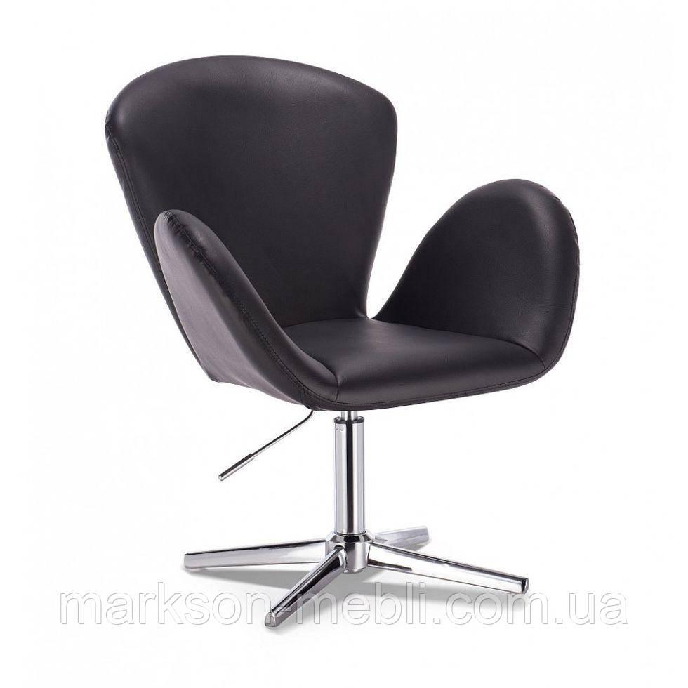 Косметическое кресло HC222 черное