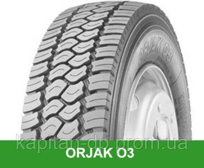 Шина 245/70R19,5 136/134M ORJAK O3 3PSF (Sava)