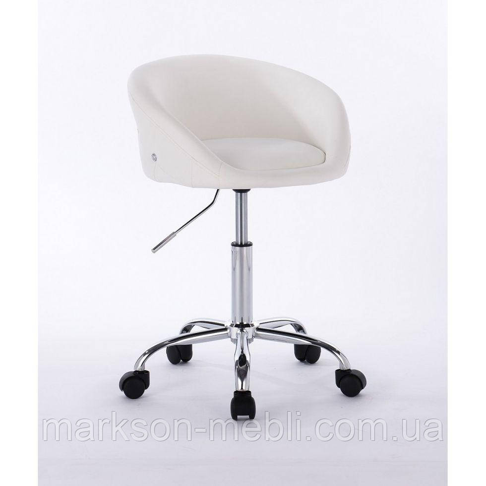 Косметическое кресло HC701K белое