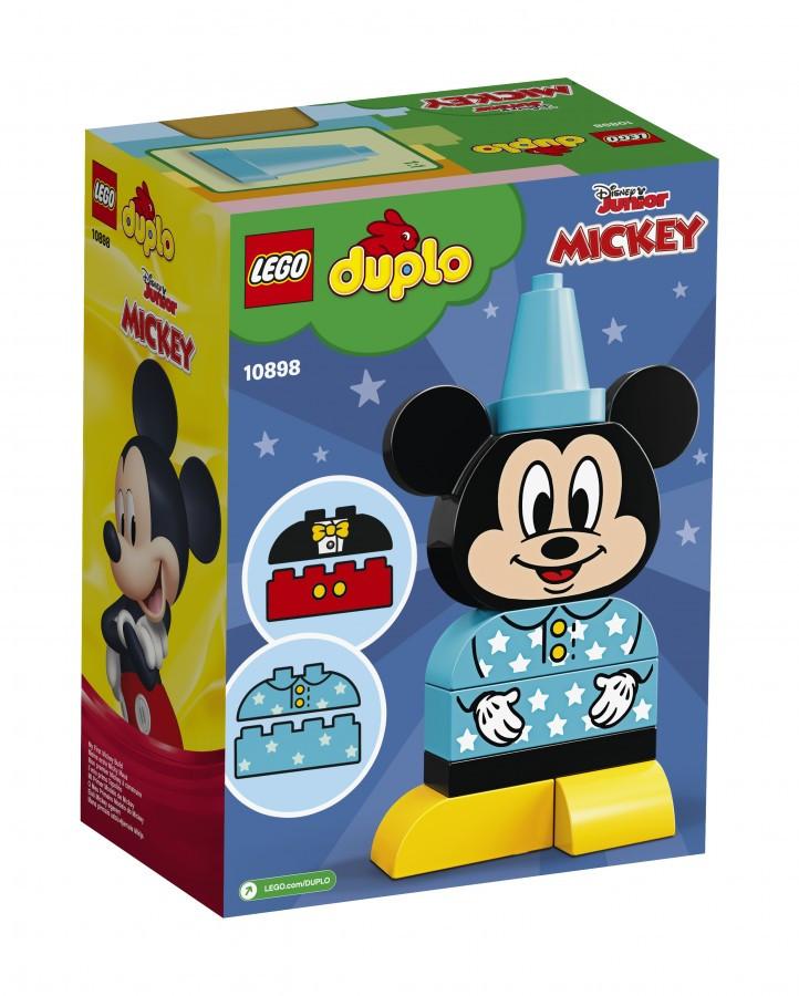Lego Duplo Мой первый Микки 10898