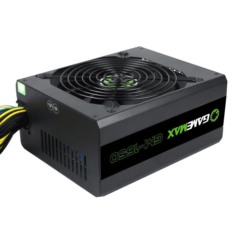 "Блок питания GameMax GM-1650 1650W 80 PLUS Gold ""Over-Stock"" Б/У"