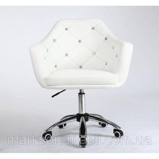 Косметичне крісло HC830K біле