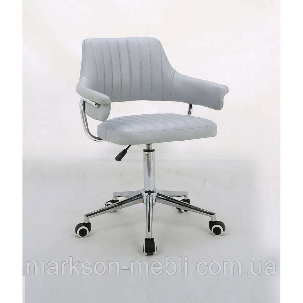 Косметическое кресло HC8400K серое