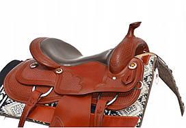 Сідло для коня WESTERN USA 17c