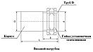 Патрубки вводные У479., фото 2