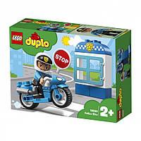 Lego Duplo Полицейский мотоцикл 10900, фото 1