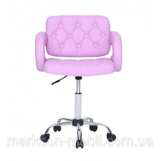 Косметическое кресло HC8403K лавандовое