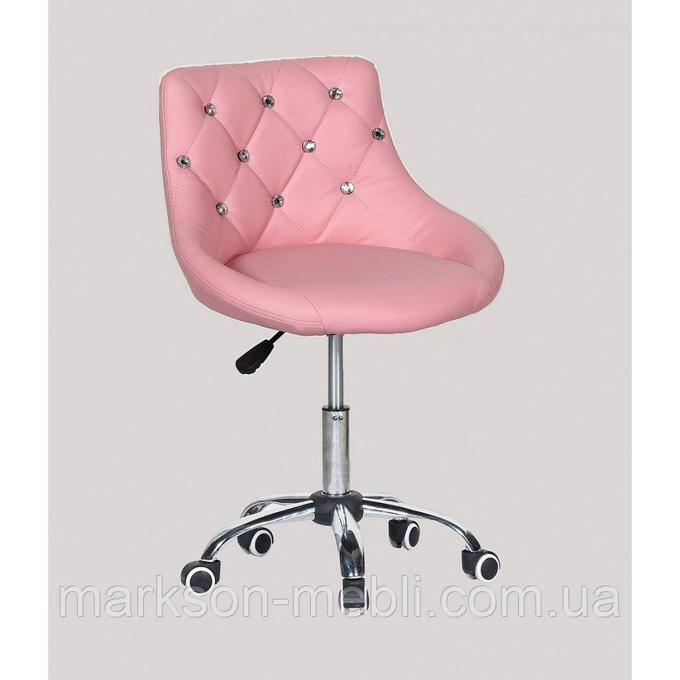 Косметичне крісло HC931K рожевий