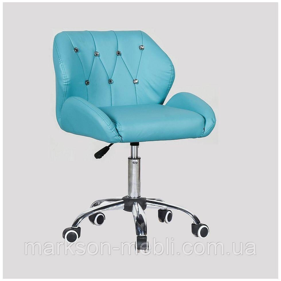 Косметическое кресло HC949K бирюзовое