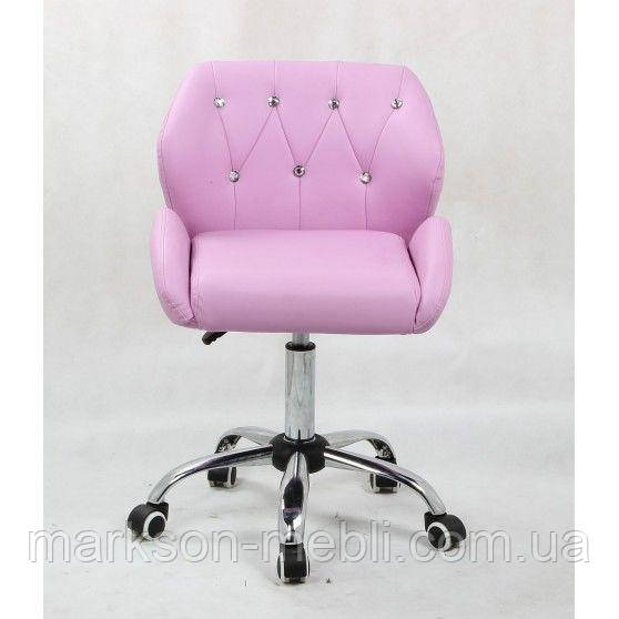 Косметичне крісло HC949K лавандова